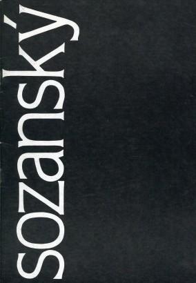 Jiří Sozanský: Obrazy