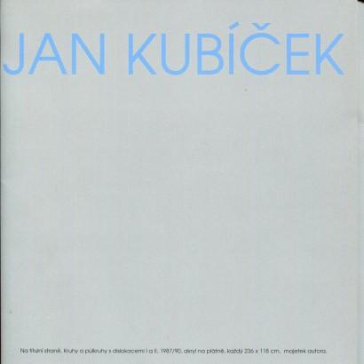 Jan Kubíček: Geokonstrukce, systémy a náhody