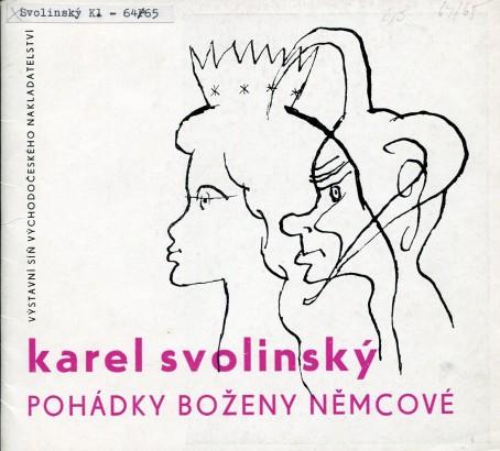 Karel Svolinský: Pohádky Boženy Němcové